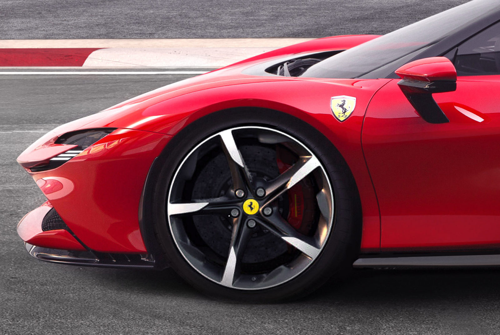 first-details-on-ferrari's-v-6-hybrid-supercar