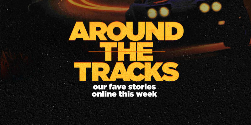 around-the-tracks:-a-ford-f-150-slides-down-an-icy-road-in-the-us
