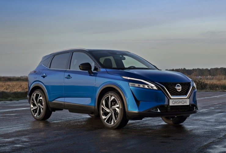 new-3rd-generation-nissan-qashqai-debuts-in-europe