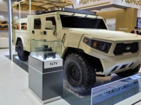 kia's-hummer-rival:-light-tactical-cargo-truck-military-concept-unveiled