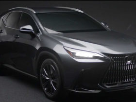 2022-lexus-nx-leaked:-compact-crossover-takes-on-evolutionary-look