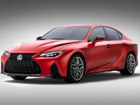 2022-lexus-is-500-f-sport-performance-first-look-review:-v8-celebration