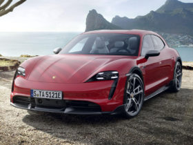 2021-porsche-taycan-turbo-cross-turismo-first-look-review:-a-wagon-in-a-hurry