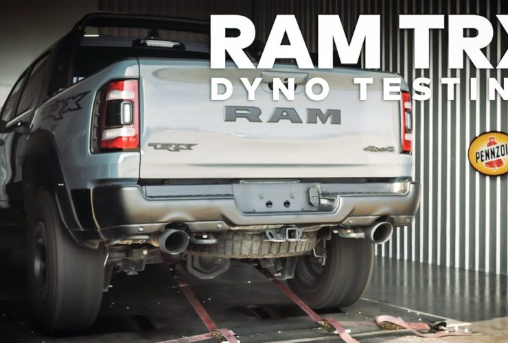 2021-ram-1500-trx-strapped-to-dyno,-puts-out-583-hp-at-the-rear-wheels