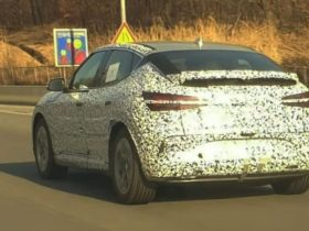 2021-genesis-gv60-electric-suv-spied-testing,-australian-launch-expected-in-2021