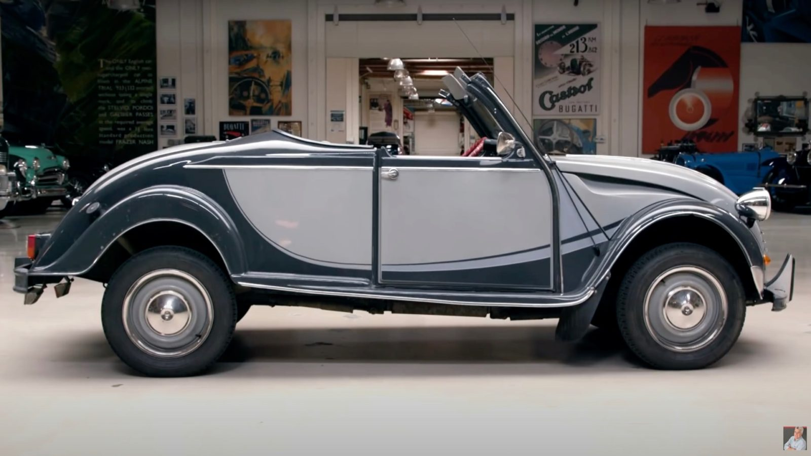 jay-leno-drops-the-top-on-a-1967-hoffman-citroen-2cv-convertible