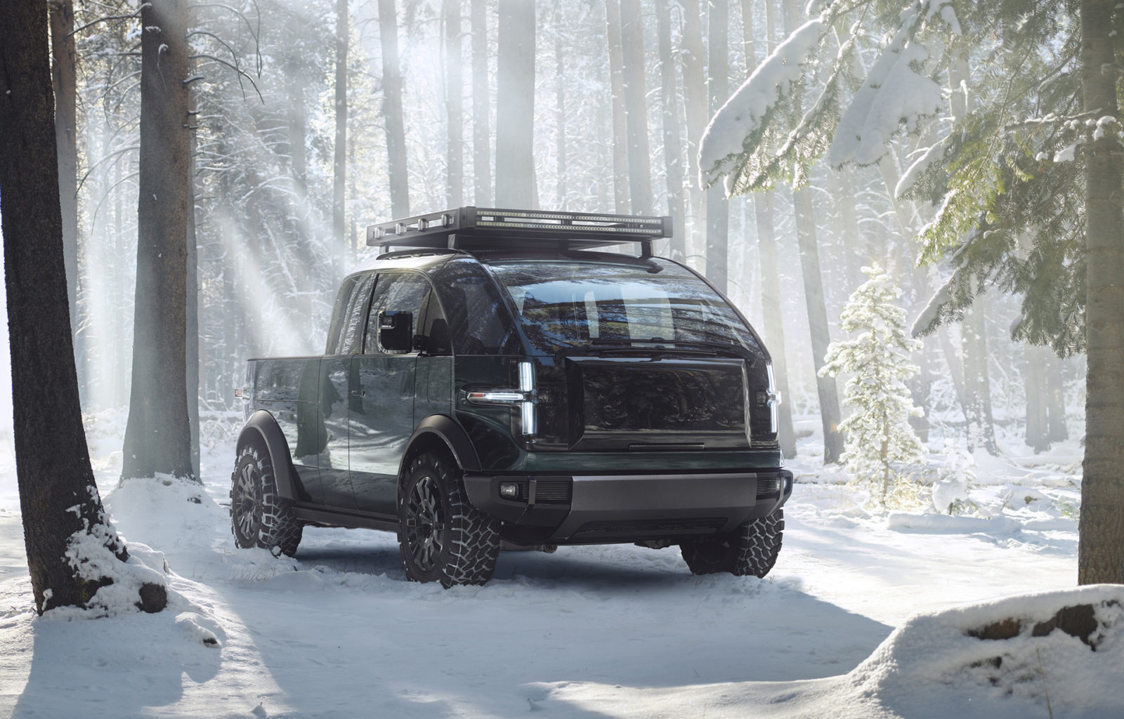 ev-startup-canoo-to-challenge-tesla-cybertruck-with-flexible-pickup