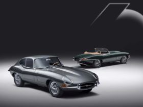 jaguar-celebrates-e-type's-60th-anniversary-by-rebuilding-2-of-the-earliest-examples