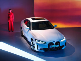preview:-2022-bmw-i4-revealed-with-523-hp,-300-miles-of-range