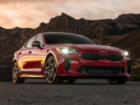 2022-kia-stinger-first-look-review:-power-to-the-people