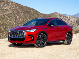 first-drive-review:-2022-infiniti-qx55-has-the-look,-not-the-touch