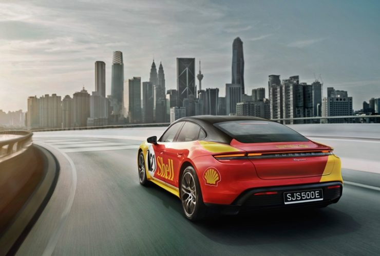 shell-and-porsche-team-up-to-provide-first-cross-border-high-performance-charging-network-in-southeast-asia