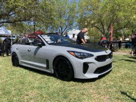 a-kia-stinger-convertible-exists-and-it's-wild