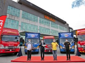mr-diy.-group's-fleet-of-isuzu-commercial-vehicles-now-totals-100-units