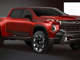 fully-electric-chevrolet-silverado-announced-with-640km-range