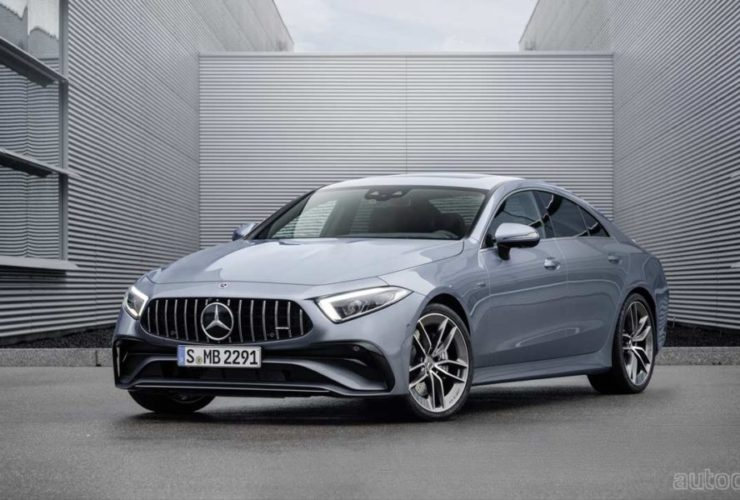 mercedes-benz-cls-facelift-debuts-with-styling-updates