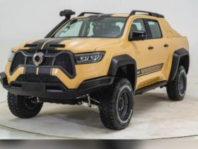 2021-gwm-baja-snake-revealed:-shelby-tuned-dual-cab-ute-debuts-to-rival-ford-ranger-raptor