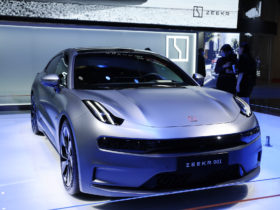 zeekr-001:-first-model-from-new-geely-brand-for-premium-evs-revealed