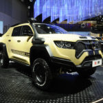 baja-snake:-great-wall-motor-unveils-tuned-cannon-pickup
