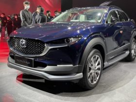 2021-mazda-cx-30-ev:-electric-small-suv-unveiled-for-china