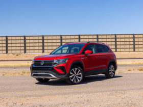 2022-volkswagen-taos-small-suv-costs-$24,190,-skimps-on-standard-features