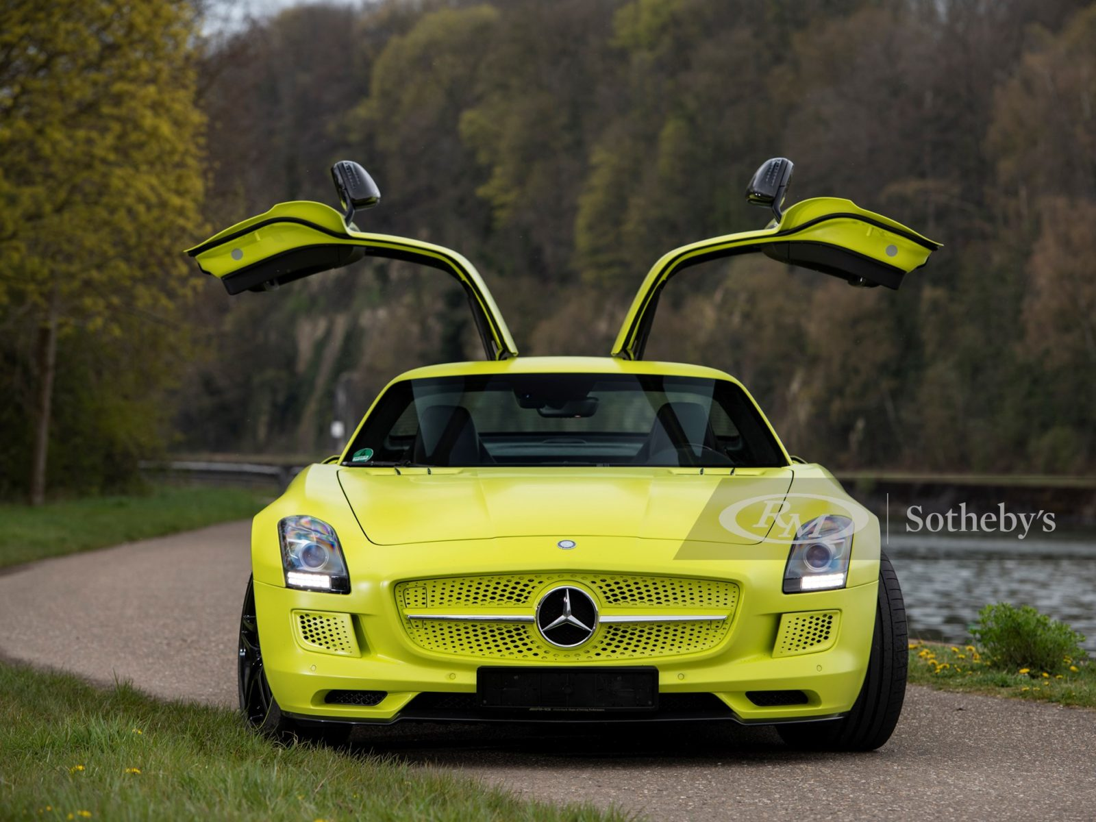 for-sale:-a-1-of-9-2013-sls-amg-electric-drive