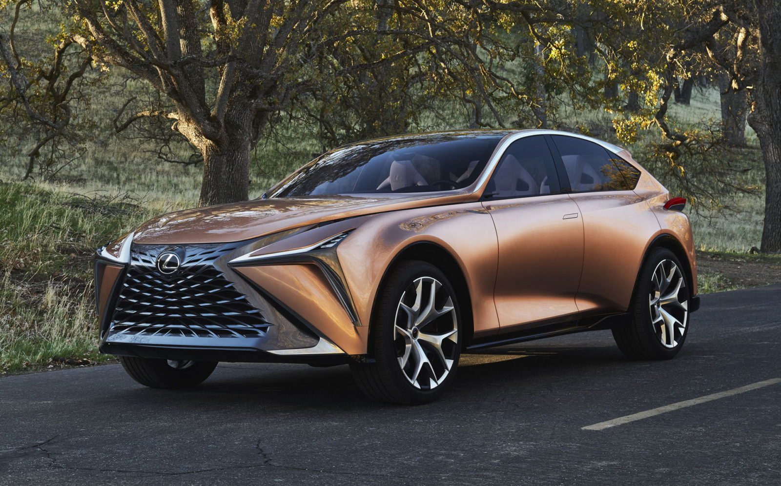 new-3-row-lexus-and-toyota-crossovers-to-be-built-in-indiana,-feature-hands-free-driver-assist
