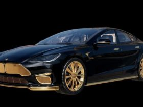 atelier-caviar-has-released-a-tesla-model-s-with-gold-plating-at-a-price-of-22.3-million-rubles