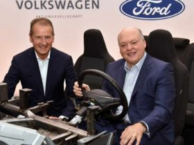 ford-may-borrow-technology-from-vw-for-europe's-second-electric-vehicle