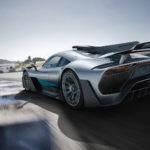mercedes-amg-one-on-the-track