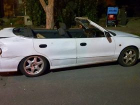 unlicenced-adelaide-driver-caught-in-home-made-hyundai-excel-convertible
