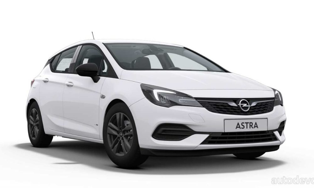opel-astra-gets-design-&-tech-variant-in-germany