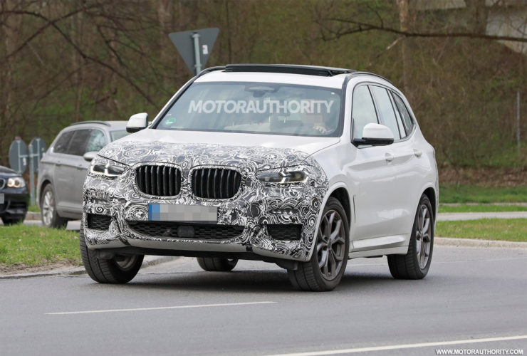 2022-bmw-x3-spy-shots:-mid-cycle-update-coming-for-popular-crossover