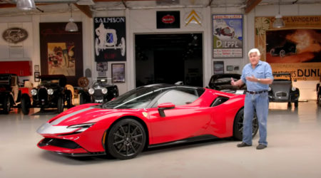 jay-leno-thoroughly-impressed-by-the-ferrari-sf90-stradale