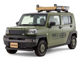 damd-tuning-studio-unveils-updated-daihatsu-taft-with-land-rover-defender-design