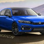 """a-render-on-the-""""charged""""-sedan-honda-civic-si-2022-appeared-on-the-web"""
