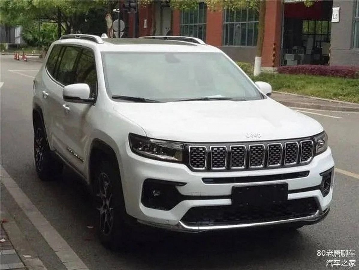 future-restyling-of-jeep-grand-commander-leaked-completely-in-china