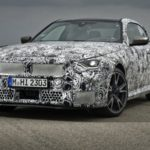 2022-bmw-2-series-coupe-previewed:-new-coupe-to-retain-rear-wheel-drive-bias,-small-kidney-grilles