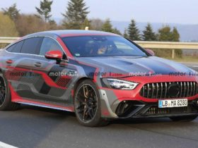 a-prototype-hybrid-mercedes-amg-gt-73e-spotted-on-tests