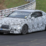 2022-mercedes-benz-eqe-spy-shots-and-video:-little-brother-to-eqs-takes-shape