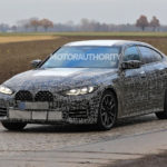 2022-bmw-4-series-gran-coupe-spy-shots-and-video:-4-door-coupe-on-the-final-stretch