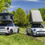 mini-cooper-se-gets-a-roof-top-tent-for-suburban-recreation