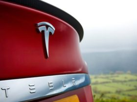 tesla-model-3-electric-sedan-tries-on-new-design-from-independent-artist