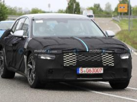 """the-new-generation-of-the-sedan-genesis-g90-was-shown-in-the-""""fresh""""-spy-photos"""