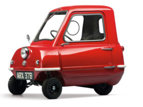 the-smallest-car-ever-made