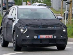 kia-tests-next-generation-sportage-crossover-in-europe