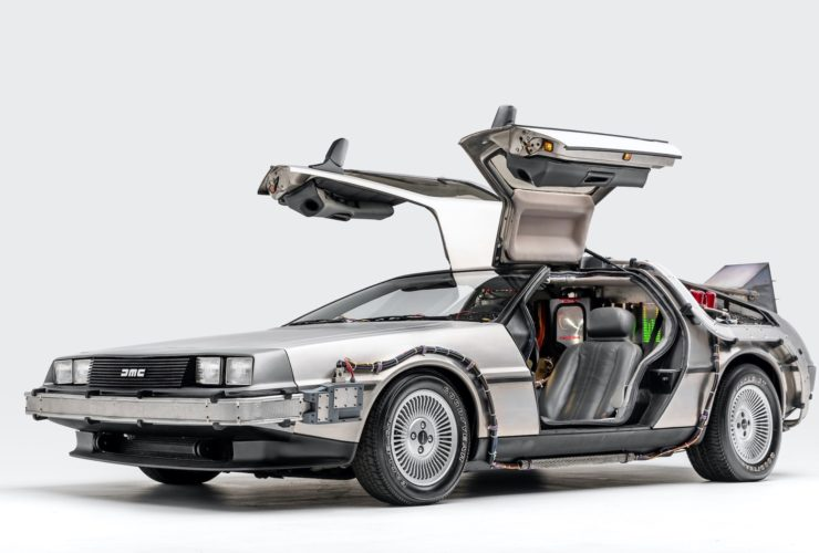 """""""back-to-the-future""""-delorean-time-machine-added-to-national-historic-vehicle-register"""