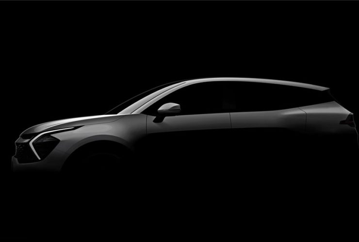first-images-of-5th-generation-kia-sportage-which-will-debut-in-july