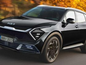 a-render-for-the-2022-kia-sportage-crossover-appeared-on-the-web