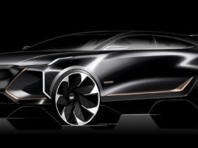 an-early-look-at-the-cadillac-lyriq-electric-crossover-appears-on-the-web